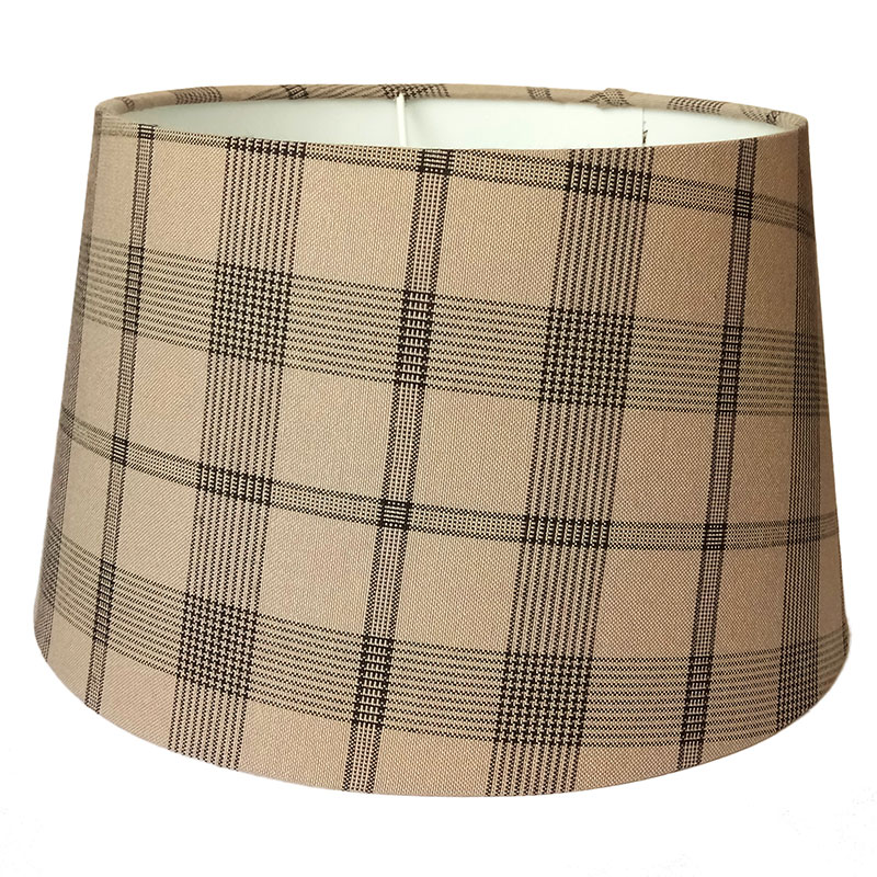 Kockás lámpaeernyő