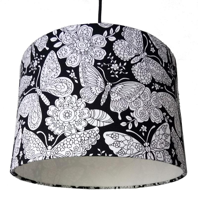 Color Me lámpaernyő