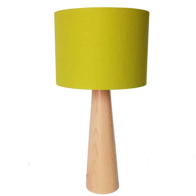 Mustár réz lámpaernyő