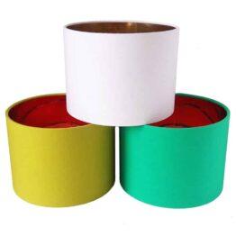 One Color metál lámpaernyők