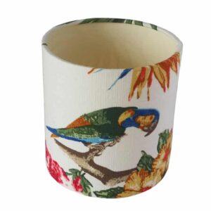 Papagájos lámpaernyő