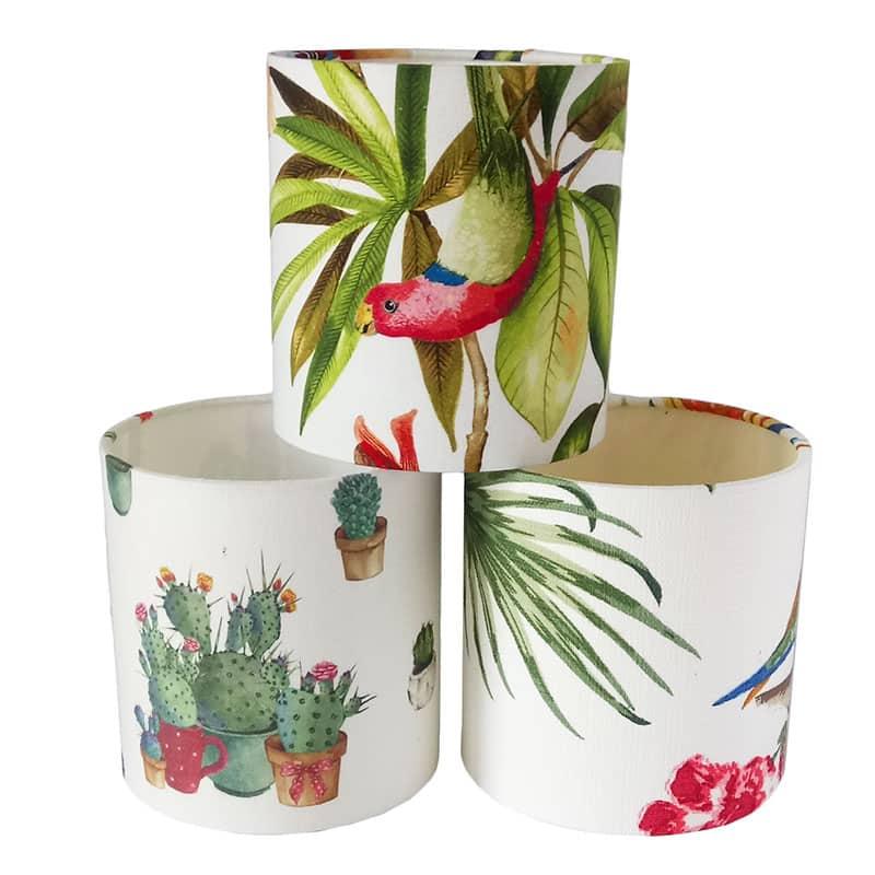 Tropikál lámpaernyők