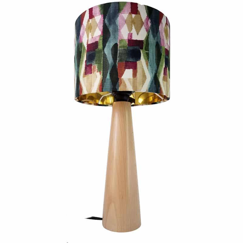 Asztali lámpa - Silk / arany