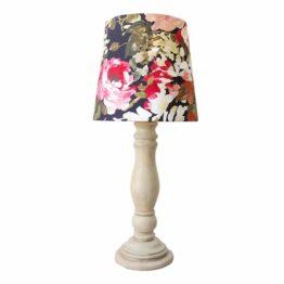 Asztali lámpa - Red rose